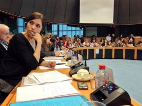 Nadiežda Tolokolnikova Europos Parlamente